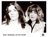 Susan Fassbender & Kay Russell