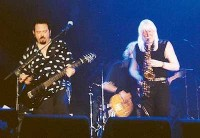 Edgar Winter & Steve Lukather