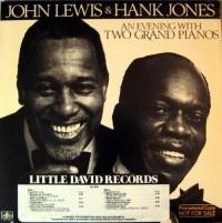 John Lewis & Hank Jones