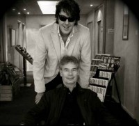 Bill Bruford & Michiel Borstlap