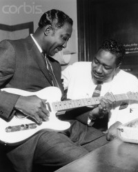 Muddy Waters & Otis Spann