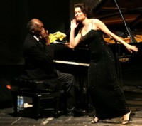 Roberta Gambarini & Hank Jones