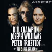 Joseph Williams, Peter Friestedt, Bill Champlin