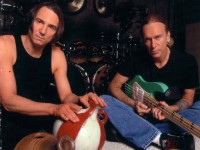 Terry Bozzio & Billy Sheehan