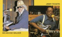 Jimmy Rogers & Big Moose Walker