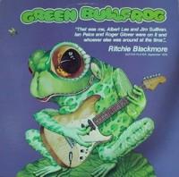 Green Bullfrog