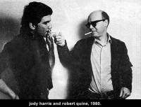 Jody Harris & Robert Quine