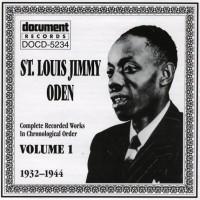 ST. LOUIS JIMMY ODEN