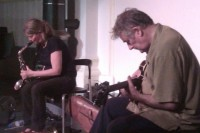 Lotte Anker & Fred Frith