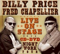 Billy Price & Fred Chapellier