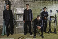 Eric Hofbauer And The Infrared Band