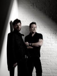 Julian Lennon & James Scott Cook