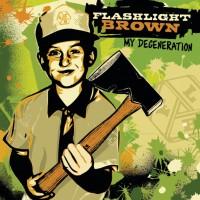 Flashlight Brown