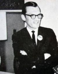 Pastor John Rydgren