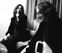 Patti Smith & Kevin Shields