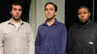 Michael Dessen Trio