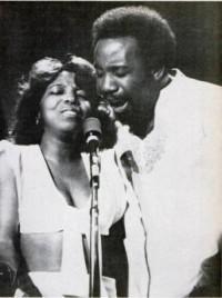 Jerry Butler&Brenda Lee Eager