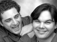 Robert Lopez and Jeff Marx