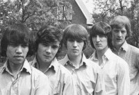 Johnny Kendall & The Heralds