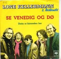 Lone Kellermann & Rockbandet
