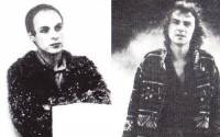 Brian Eno & Peter Sinfield
