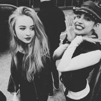 Sabrina Carpenter & Sofia Carson