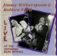 Jimmy Witherspoon & Robben Ford