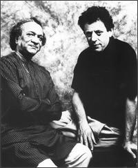 Ravi Shankar & Philip Glass