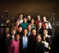Yo-Yo Ma and the Silk Road Ensemble