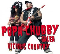 Popa Chubby With Galea