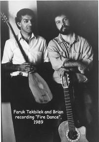 Omar Faruk Tekbilek & Brian Keane