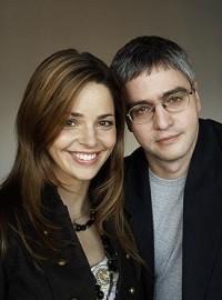 Steve Dobrogosz & Anna Christoffersson