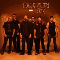 Black Metal Box