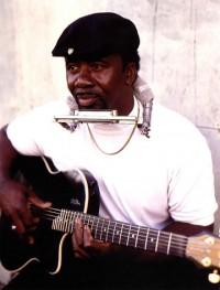 Terry 'Harmonica' Bean