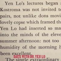 Dr. Yen Lo