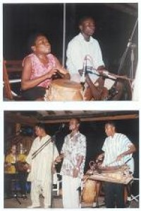 Aaron Bebe Sukura & The Local Dimension Palm Wine Band