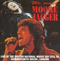 Gary Moore & Mick Jagger