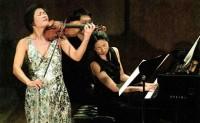 Jennifer Koh & Reiko Uchida