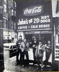 Dirty John's Hot Dog Stand
