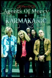 Karmakanic & Agents of Mercy
