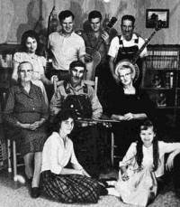 Doc Watson Family