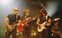 Joe Satriani, Steve Vai, Eric Johnson