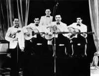 Django Reinhardt & The Hot Club Of France Quintet