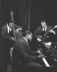 Oscar Peterson Trio with Leste