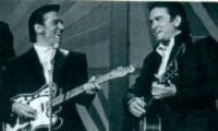 Johnny Cash & Waylon Jennings