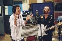 Mick Jagger & Dave Stewart