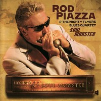 Rod Piazza & The Mighty Flyers Blues Quartet