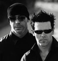 Till Lindemann & Richard Kruspe