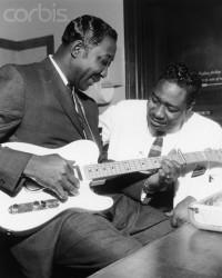 Muddy Waters & Otis Spann