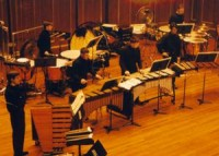 New England Conservatory Percussion Ensemble